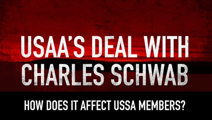 USAA's Deal With Charles Schwab| How Does it Affect USAA Members?
