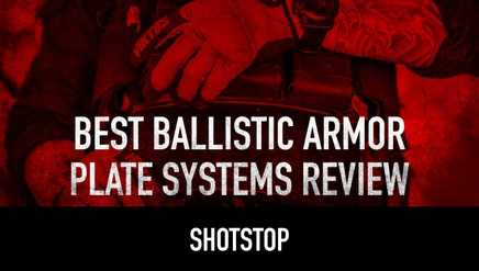 ShotStop – Best Ballistic Armor Plate Systems [Review]