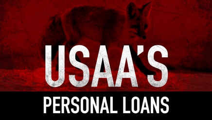 USAA's Personal Loans